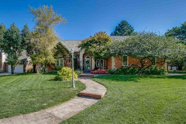 8531 E Greenbriar Ct, Wichita, KS 67226 (MLS #573176) :: Lange Real Estate