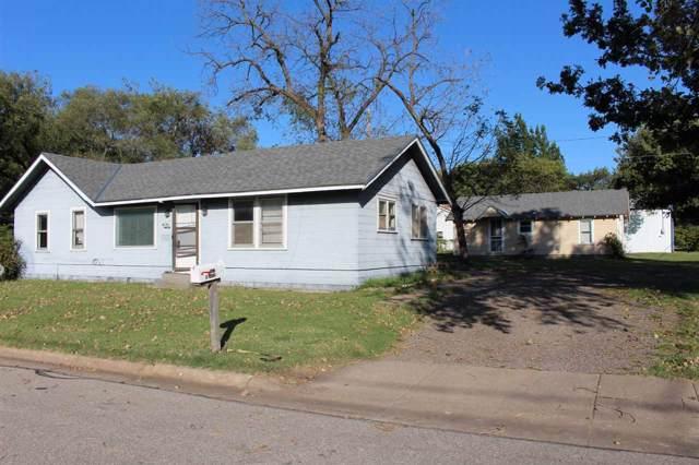 202 N Jones St. 202.5 N. Jones , El Dorado, KS 67042 (MLS #573182) :: On The Move