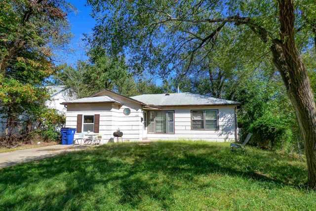 1228 N Erie Ave, Wichita, KS 67214 (MLS #573187) :: Lange Real Estate