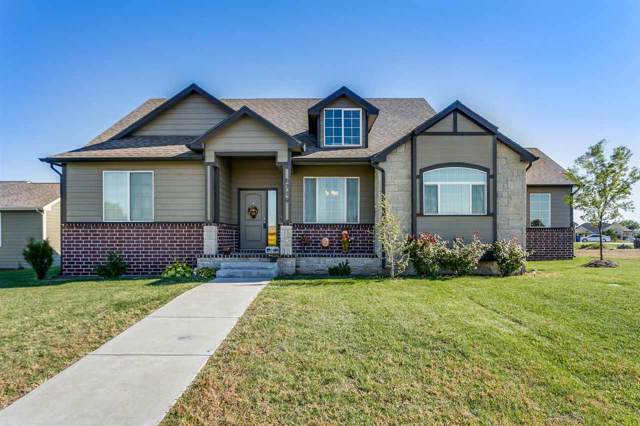 6719 E Central Park Ave, Bel Aire, KS 67226 (MLS #573192) :: Lange Real Estate