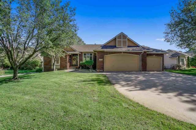 11702 W Lost Creek Ct, Wichita, KS 67212 (MLS #573199) :: Lange Real Estate