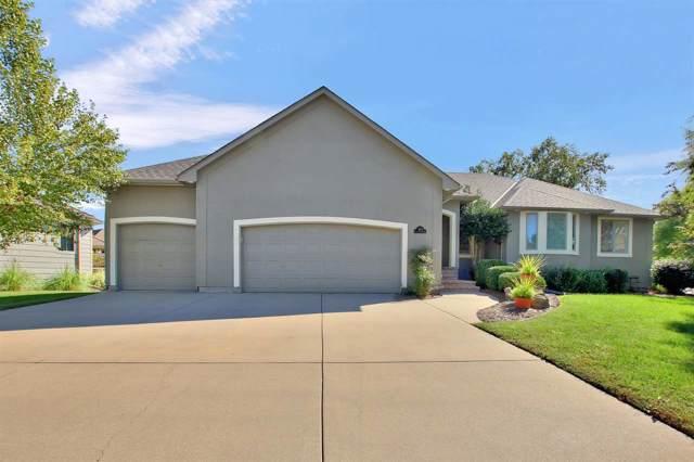 1660 E Tiara Pines Place, Derby, KS 67037 (MLS #573200) :: Lange Real Estate