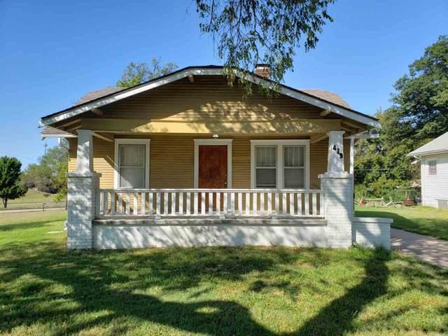 419 S Rutan Ave, Wichita, KS 67218 (MLS #573205) :: Pinnacle Realty Group