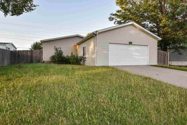 4216 E Jonquil Cir, Wichita, KS 67210 (MLS #573218) :: Lange Real Estate