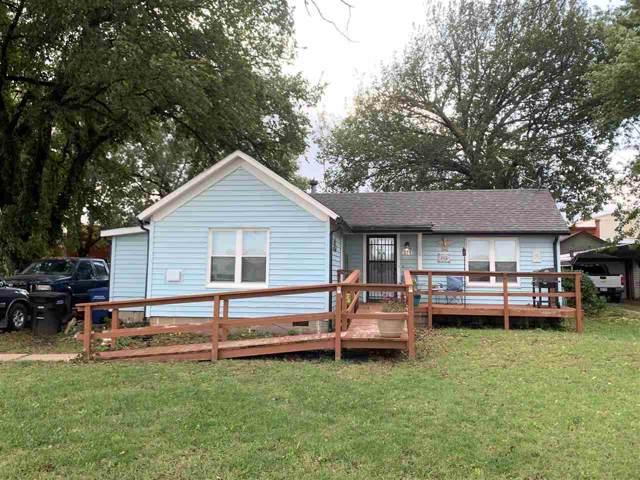 321 N School St, Augusta, KS 67010 (MLS #573240) :: Lange Real Estate