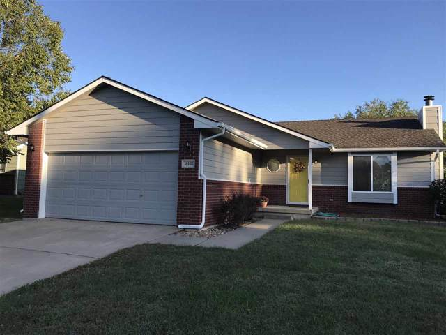 10102 W Prairie Woods St, Wichita, KS 67209 (MLS #573243) :: Lange Real Estate