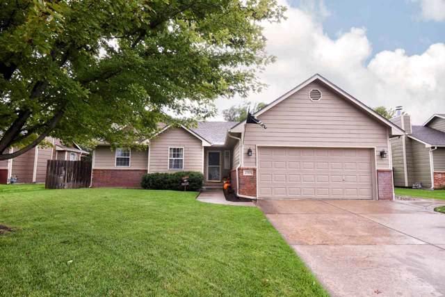 2703 N Parkdale St, Wichita, KS 67205 (MLS #573247) :: Lange Real Estate