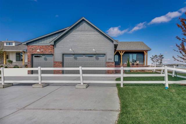 2502 Quartz, Andover, KS 67002 (MLS #573257) :: Graham Realtors
