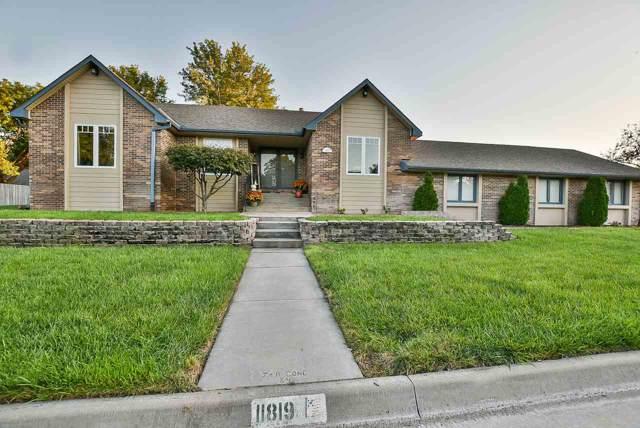 11819 W Texas, Wichita, KS 67209 (MLS #573261) :: Lange Real Estate