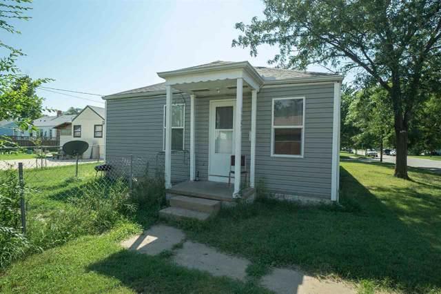 1301 E Clark St, Wichita, KS 67211 (MLS #573274) :: On The Move