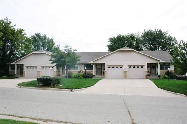 103 N School, Eureka, KS 67045 (MLS #573306) :: Lange Real Estate
