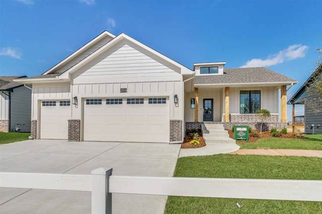 2506 Quartz St, Andover, KS 67002 (MLS #573308) :: Keller Williams Hometown Partners