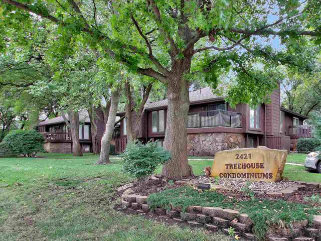 2421 S Yellowstone St Apt 503, Wichita, KS 67215 (MLS #573312) :: Lange Real Estate