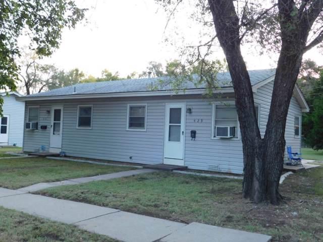 429 S Custer 431 S Custer, Wichita, KS 67213 (MLS #573318) :: Lange Real Estate