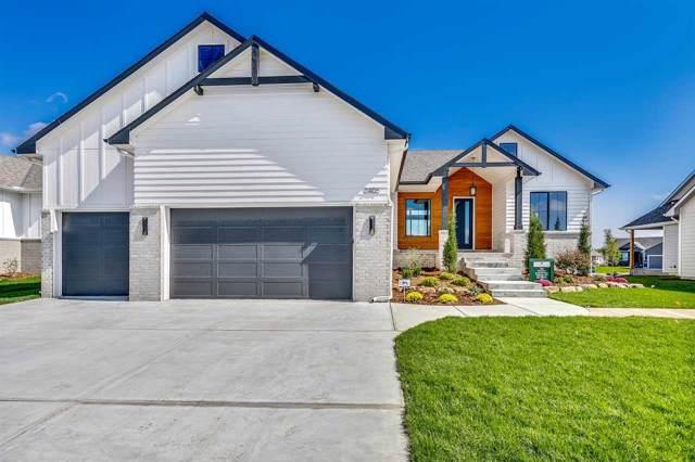 2406 N Bluestone St, Andover, KS 67002 (MLS #573319) :: Keller Williams Hometown Partners