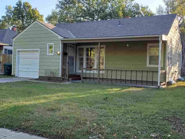 842 S Marcilene Ter, Wichita, KS 67218 (MLS #573324) :: Lange Real Estate