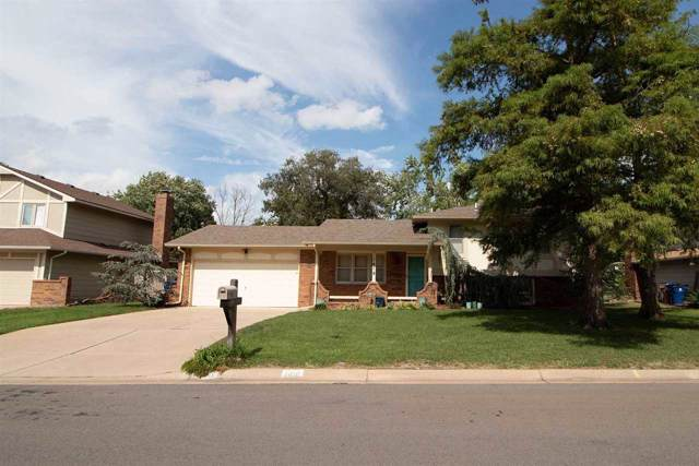 1418 E Maple St, Derby, KS 67037 (MLS #573325) :: Lange Real Estate