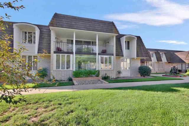 7077 E Central #20, Wichita, KS 67206 (MLS #573341) :: Lange Real Estate