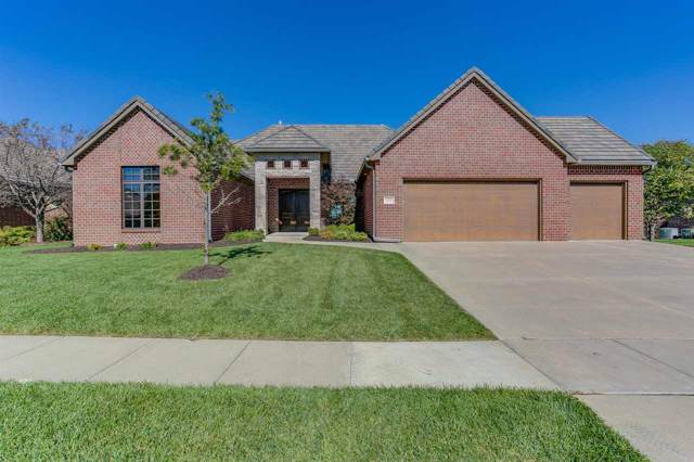 3210 W Bayview St, Wichita, KS 67204 (MLS #573344) :: On The Move