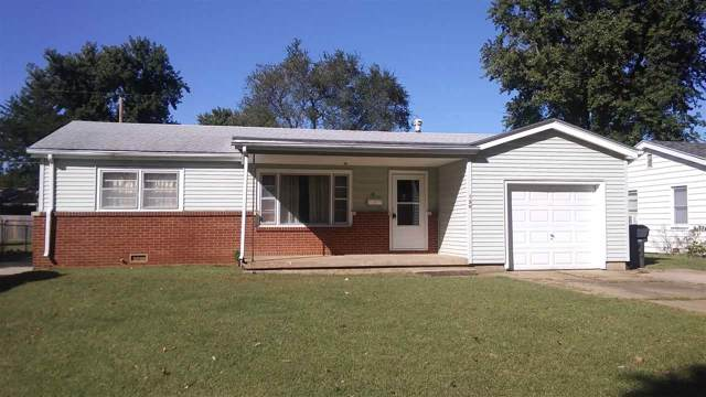 139 S Western, Haysville, KS 67060 (MLS #573345) :: Lange Real Estate