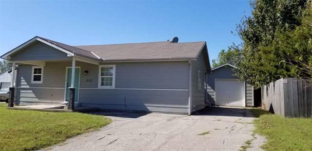255 N Baughman Avenue, Haysville, KS 67060 (MLS #573353) :: Lange Real Estate