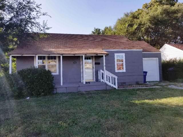 1621 Ohio St, Augusta, KS 67010 (MLS #573374) :: Lange Real Estate