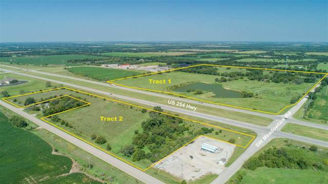 NW/c of SW Meadowlark Rd And Hwy 254, Benton, KS 67017 (MLS #573380) :: Lange Real Estate