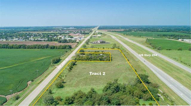 SW/c of SW Meadowlark Rd And Hwy 254, Benton, KS 67017 (MLS #573381) :: Lange Real Estate