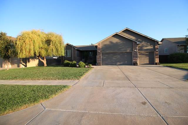 943 E Splitwood Way St, Derby, KS 67037 (MLS #573385) :: Pinnacle Realty Group
