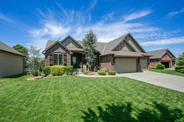 3346 N Grey Meadow Ct, Wichita, KS 67205 (MLS #573389) :: Pinnacle Realty Group