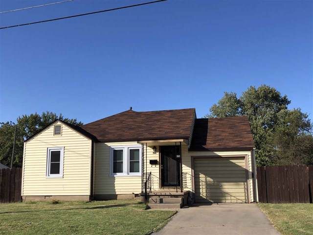 203 E 21ST ST, Wellington, KS 67152 (MLS #573397) :: Pinnacle Realty Group