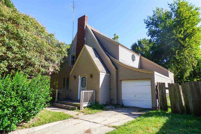 2717 E Lewis St, Wichita, KS 67211 (MLS #573405) :: Lange Real Estate