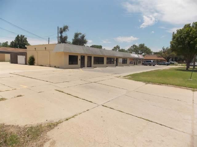 323 W 31ST ST S, Wichita, KS 67217 (MLS #573415) :: Lange Real Estate