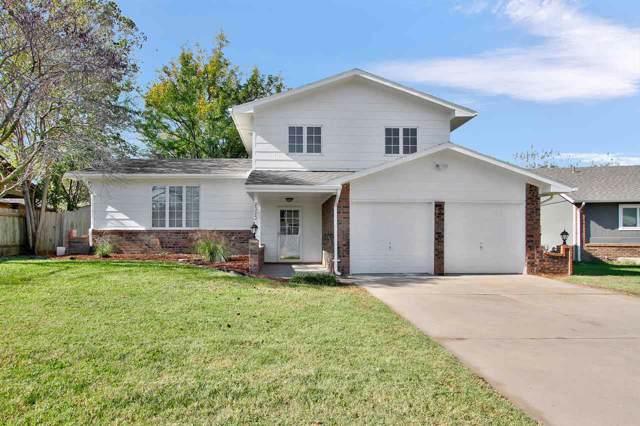 2323 S White Cliff Ln, Wichita, KS 67207 (MLS #573425) :: Pinnacle Realty Group