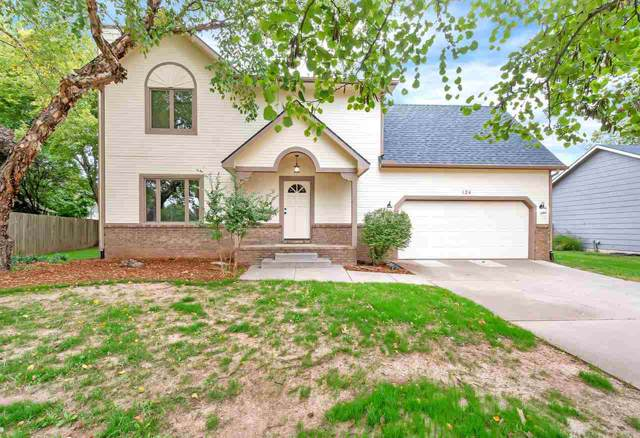 124 E Oak Meadows Rd, Derby, KS 67037 (MLS #573451) :: Lange Real Estate