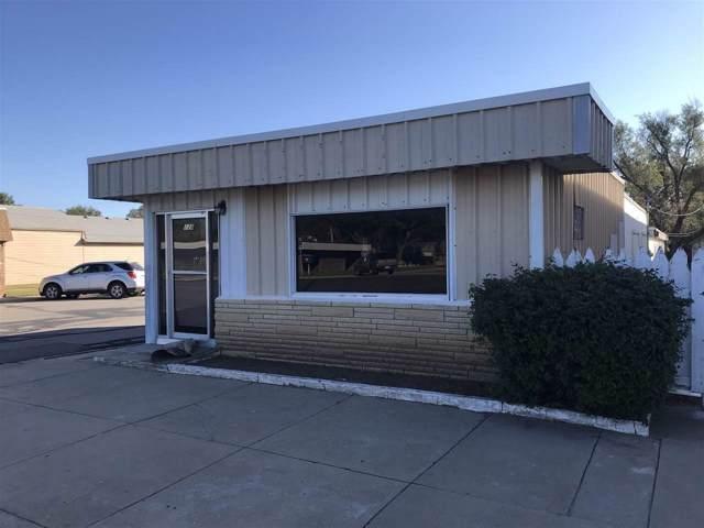 128 N Main St, Goddard, KS 67052 (MLS #573452) :: Lange Real Estate