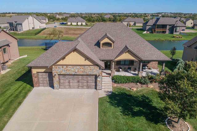 4860 N Indian Oak St, Bel Aire, KS 67226 (MLS #573491) :: On The Move