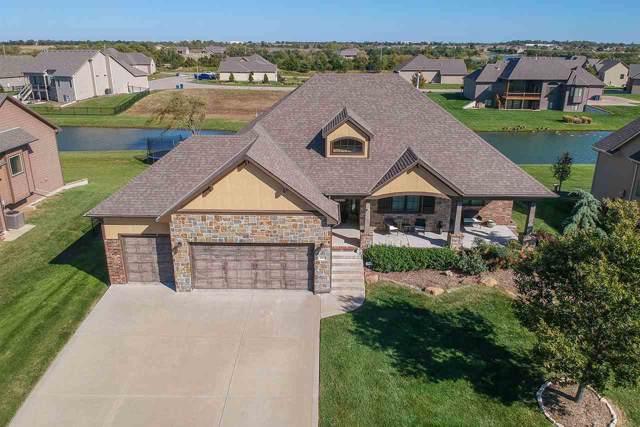 4860 N Indian Oak St, Bel Aire, KS 67226 (MLS #573491) :: Lange Real Estate