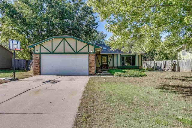 2025 N Forest Park St, Derby, KS 67037 (MLS #573498) :: Lange Real Estate