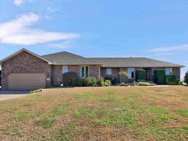 1174 N Victor Ct, Conway Springs, KS 67031 (MLS #573499) :: Lange Real Estate