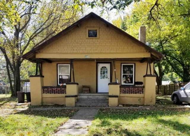 1917 Central Ave, Winfield, KS 67156 (MLS #573500) :: On The Move