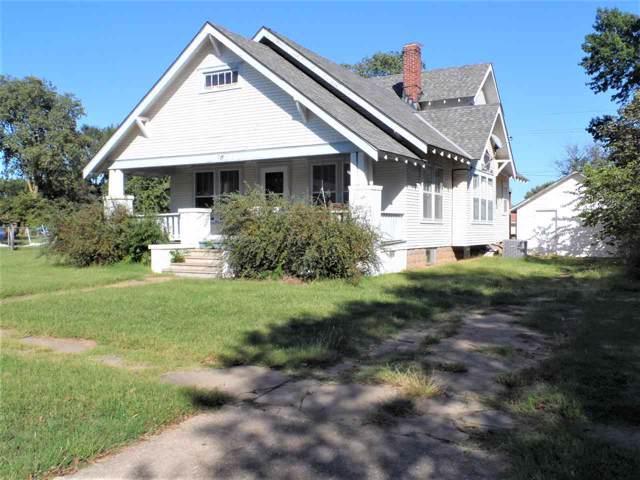 709 N Springfield Ave, Anthony, KS 67003 (MLS #573512) :: Lange Real Estate