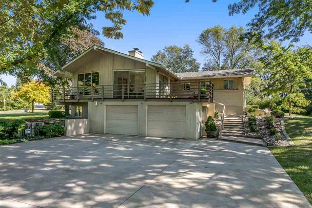 1050 S Dowell Ter, Wichita, KS 67207 (MLS #573521) :: Lange Real Estate