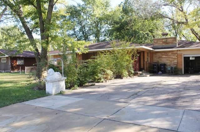 1733 W Towanda Ave, El Dorado, KS 67042 (MLS #573544) :: On The Move