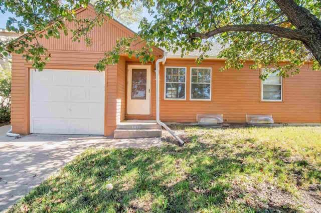 1428 N Bluff, Wichita, KS 67208 (MLS #573548) :: Lange Real Estate