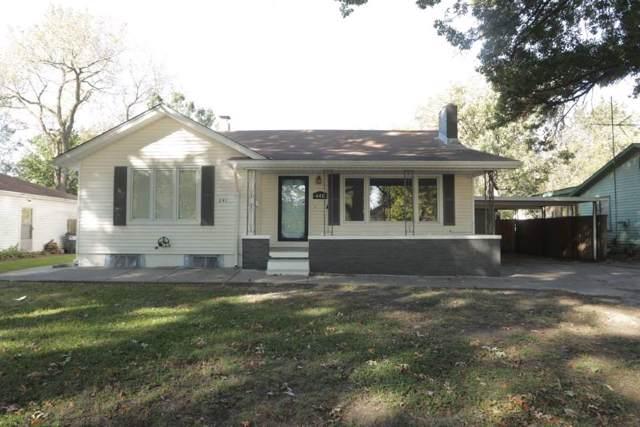 641 S Terrace St, Wichita, KS 67218 (MLS #573552) :: Lange Real Estate