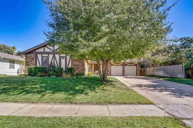 2140 S Flynn Ln., Wichita, KS 67207 (MLS #573561) :: Lange Real Estate