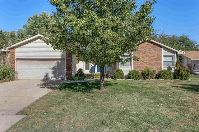 8516 E Creed, Wichita, KS 67210 (MLS #573564) :: Lange Real Estate