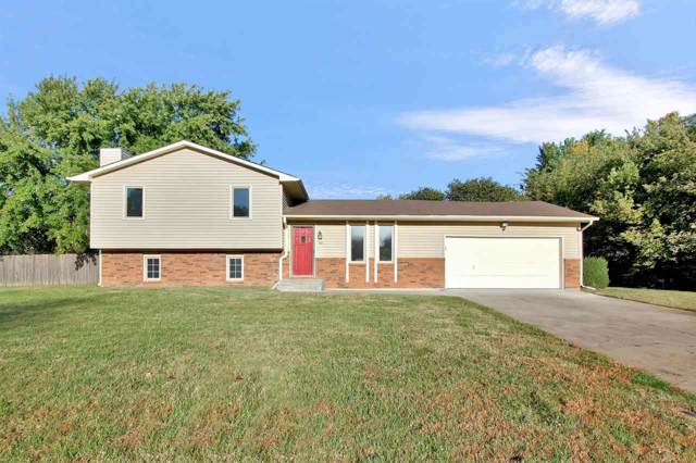 301 N Bentwood Dr, Rose Hill, KS 67133 (MLS #573566) :: On The Move
