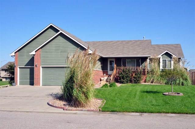 4422 N Pearline St, Maize, KS 67101 (MLS #573571) :: Lange Real Estate